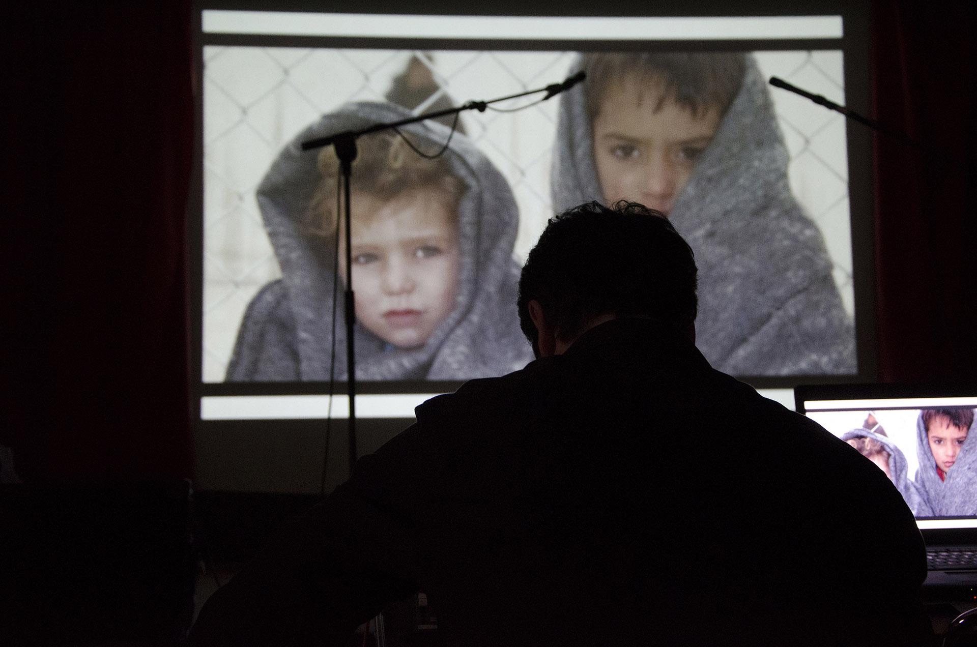 """""""Mi escuela, tu refugio"""", un acercamiento solidario al drama de los desplazados"""