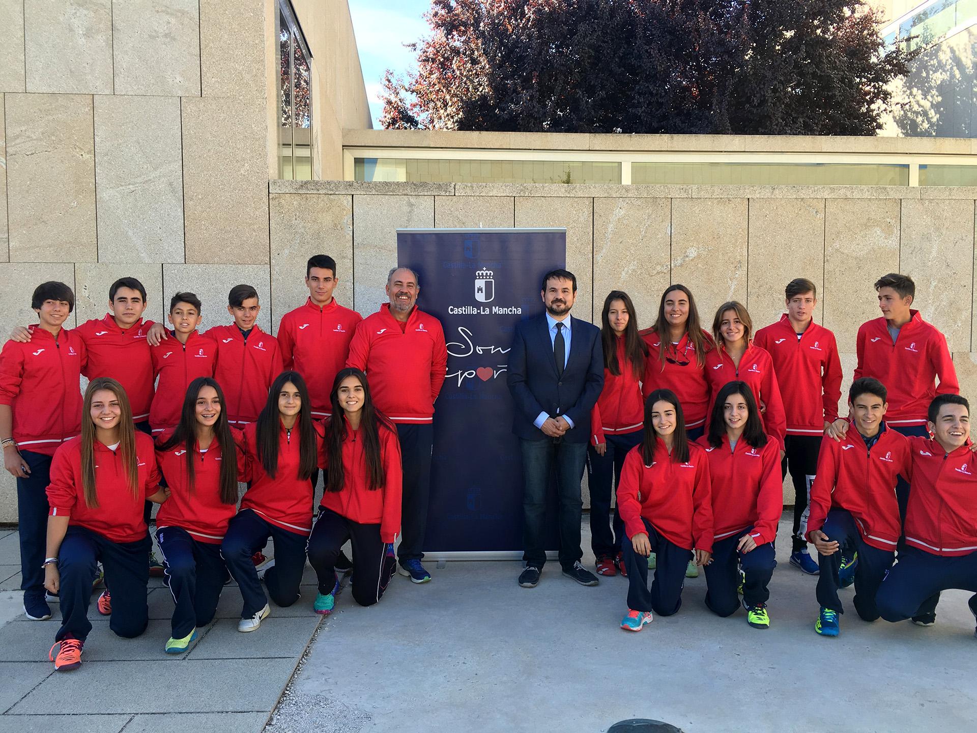 El deporte como componente educativo, 'Somos deporte 3-18'