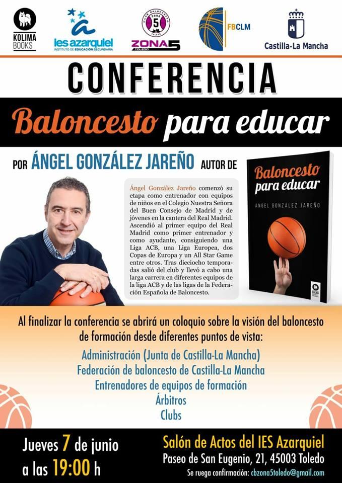 Baloncesto para educar, IES Azarquiel