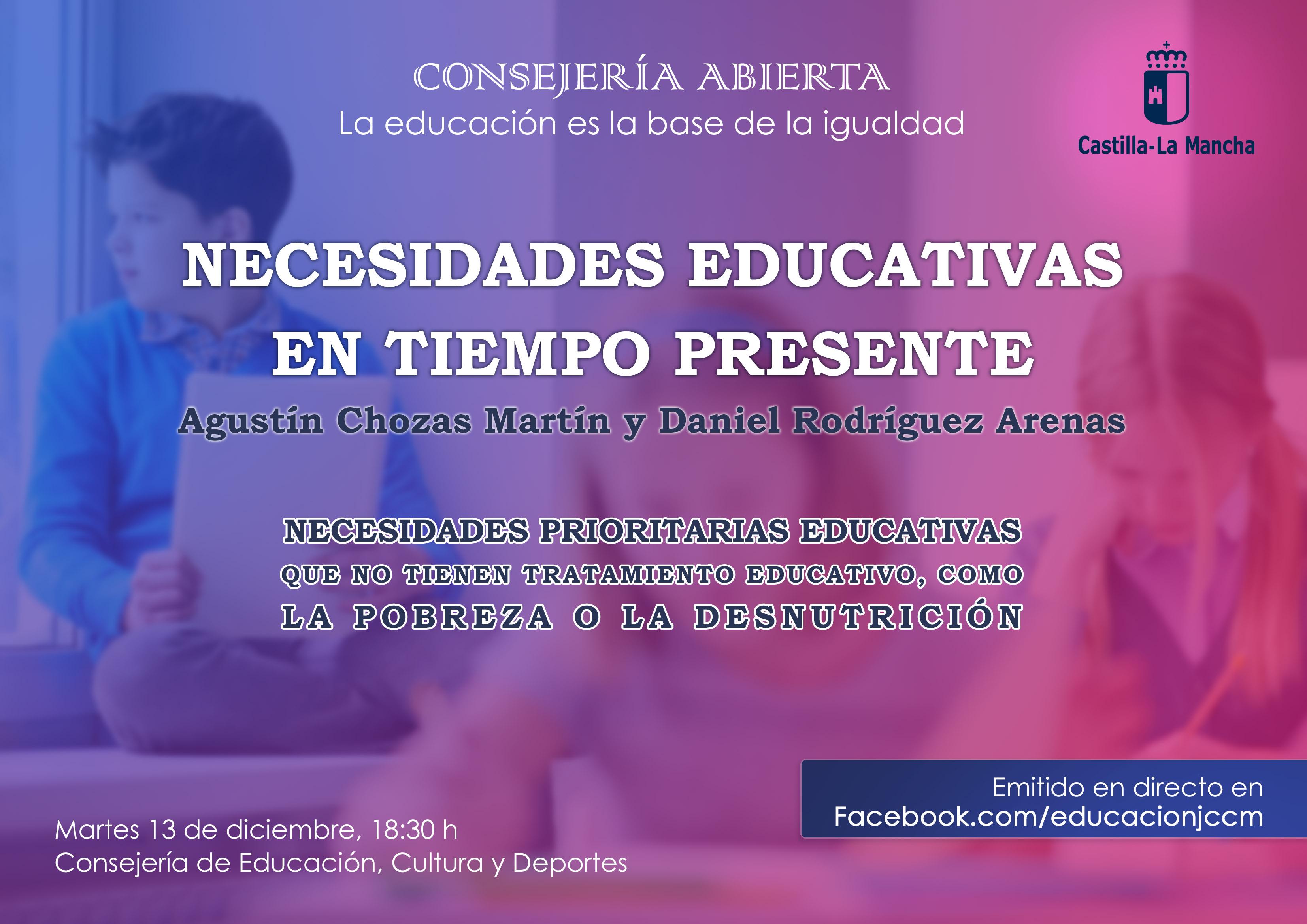"""Conferencia """"Necesidades Educativas en Tiempo Presente"""""""