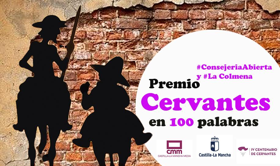 Entrega del premio 'Cervantes en 100 palabras'