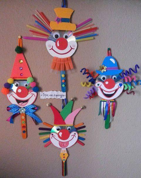 """Talleres creativos especial """"Carnaval"""", Biblioteca Regional CLM"""