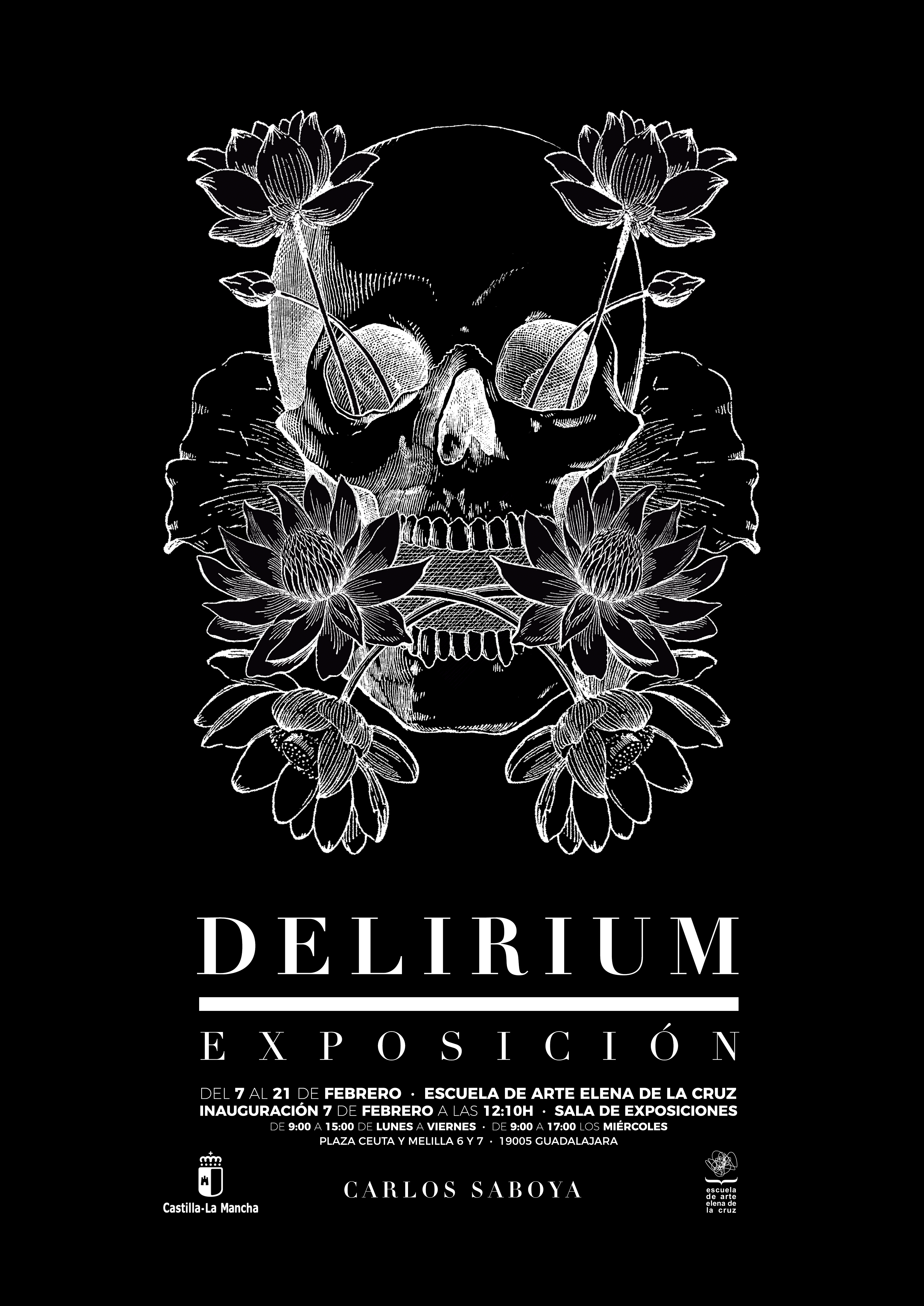 """Exposición """"Delirium"""", EA Elena de la Cruz Martín"""