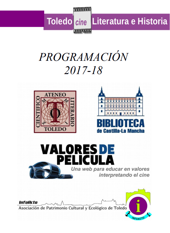 Toledo, Cine, Literatura e Historia en la Biblioteca Regional