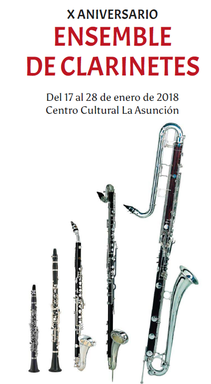 Ensemble de Clarinetes, Real Conservatorio Profesional de Música y Danza de Albacete