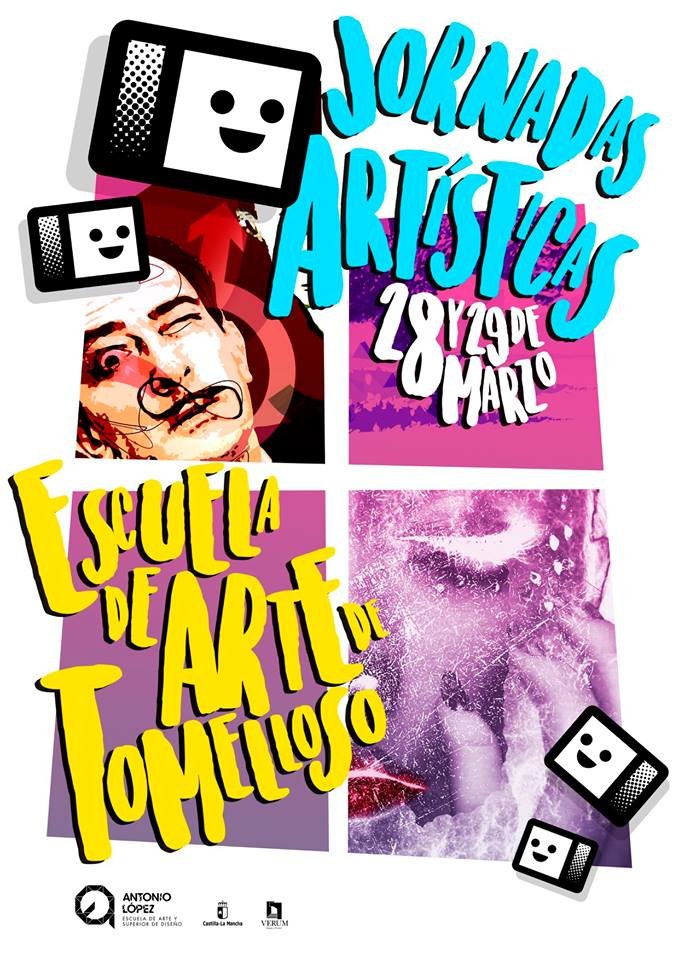 Jornadas Artísticas de la Escuela de Arte y Superior de Diseño Antonio López