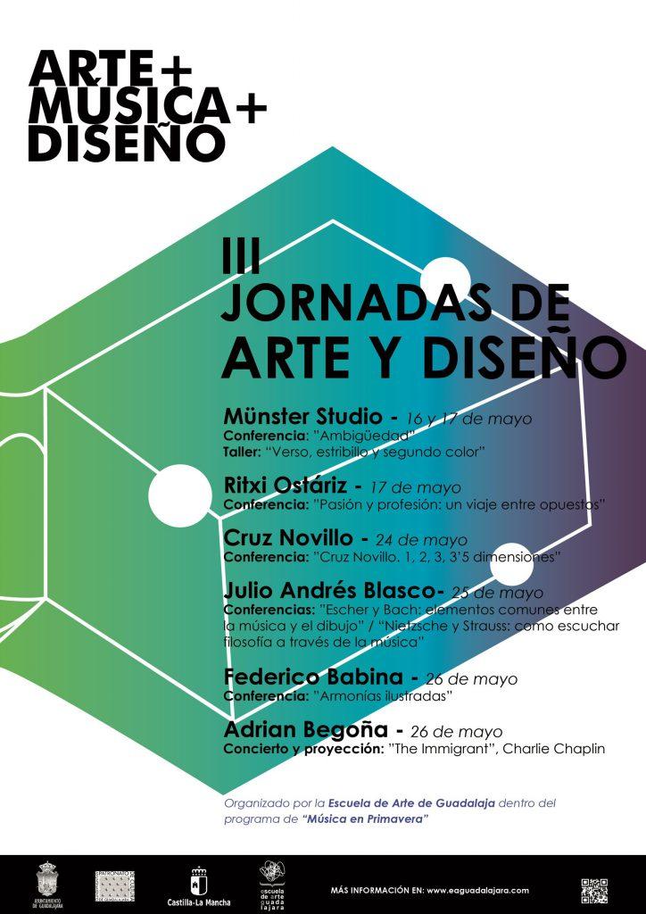 III Jornadas de Arte y Diseño