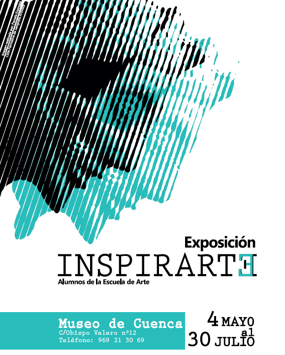 Exposición INSPIRARTE, Museo de Cuenca y Escuela de Arte José María Cruz Novillo.