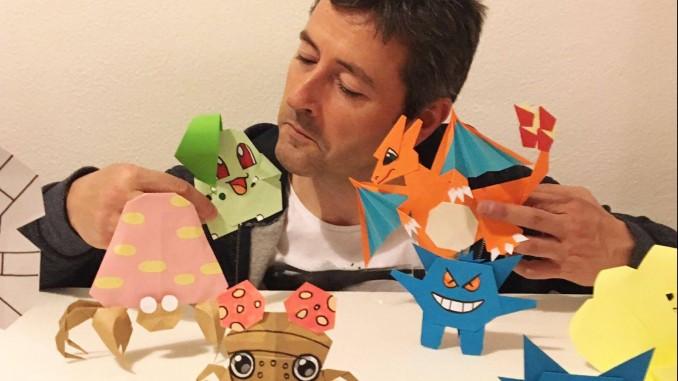 """Exposición de Papiroflexia """"El universo Pokémon"""""""