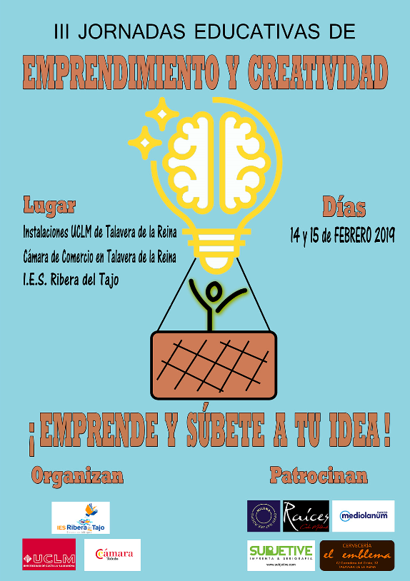 III JORNADAS EDUCATIVAS DE EMPRENDIMIENTO Y CREATIVIDAD