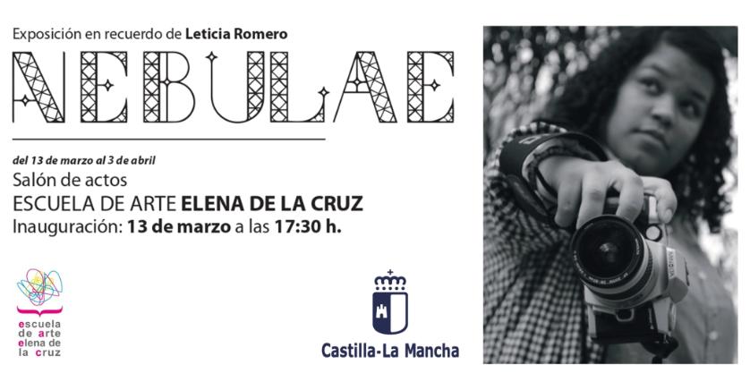 """Exposición """"Nebulae"""", EA Elena de la Cruz"""