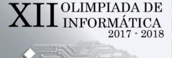 XII Olimpiada de Informática de Castilla-La Mancha.