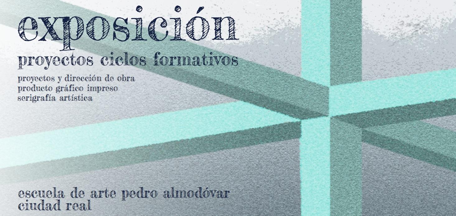 XI Jornadas del Diseño en la Escuela de Arte Pedro Almodóvar de Ciudad Real