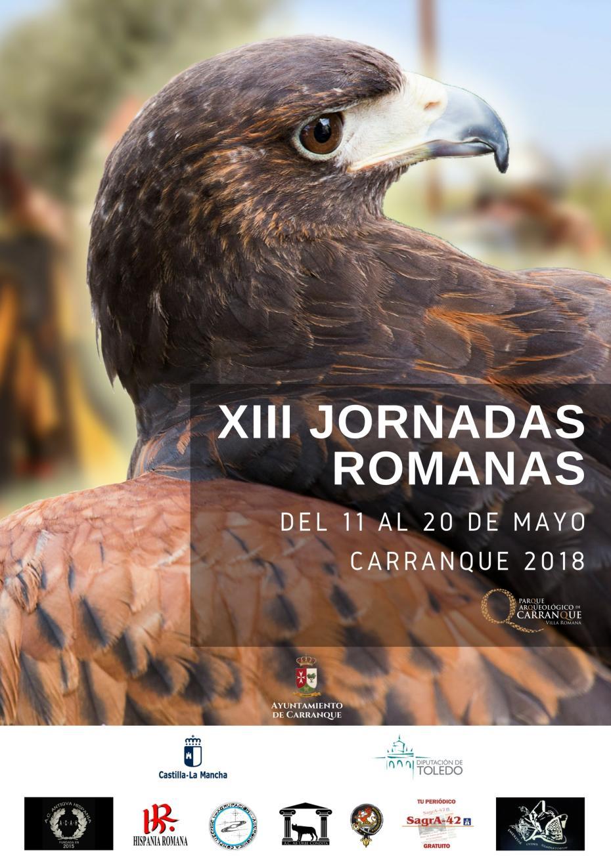 XIII Jornadas Romanas de Carranque