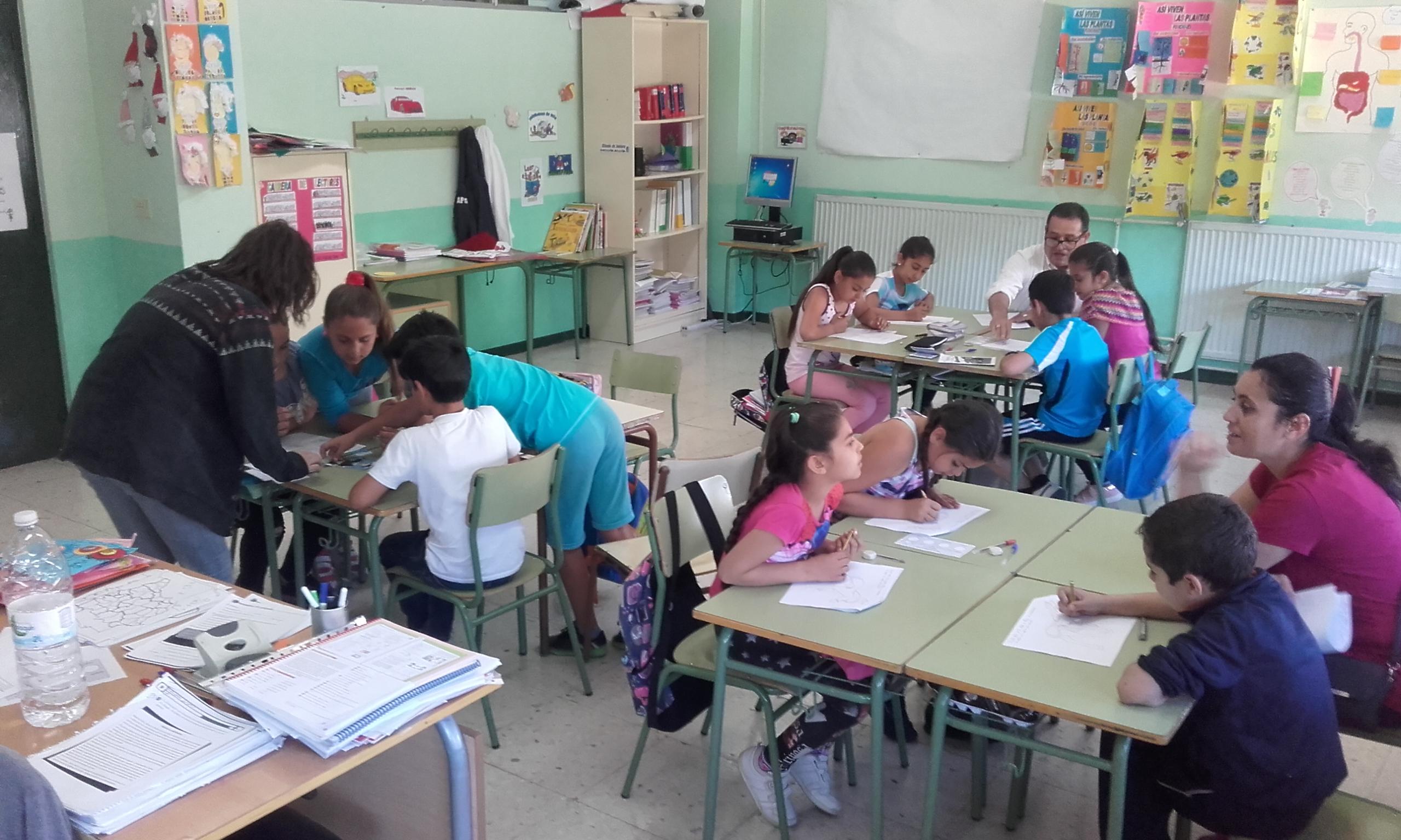 Las actuaciones de éxito en una Comunidad de Aprendizaje