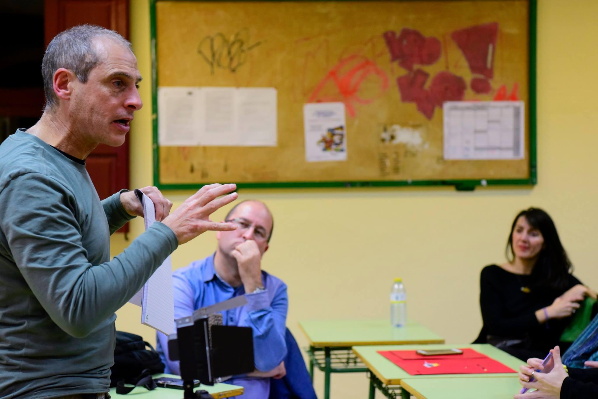 """""""Cine en las aulas: realidad o ficción"""". IV Jornadas de Cine y Educación CIBRA."""