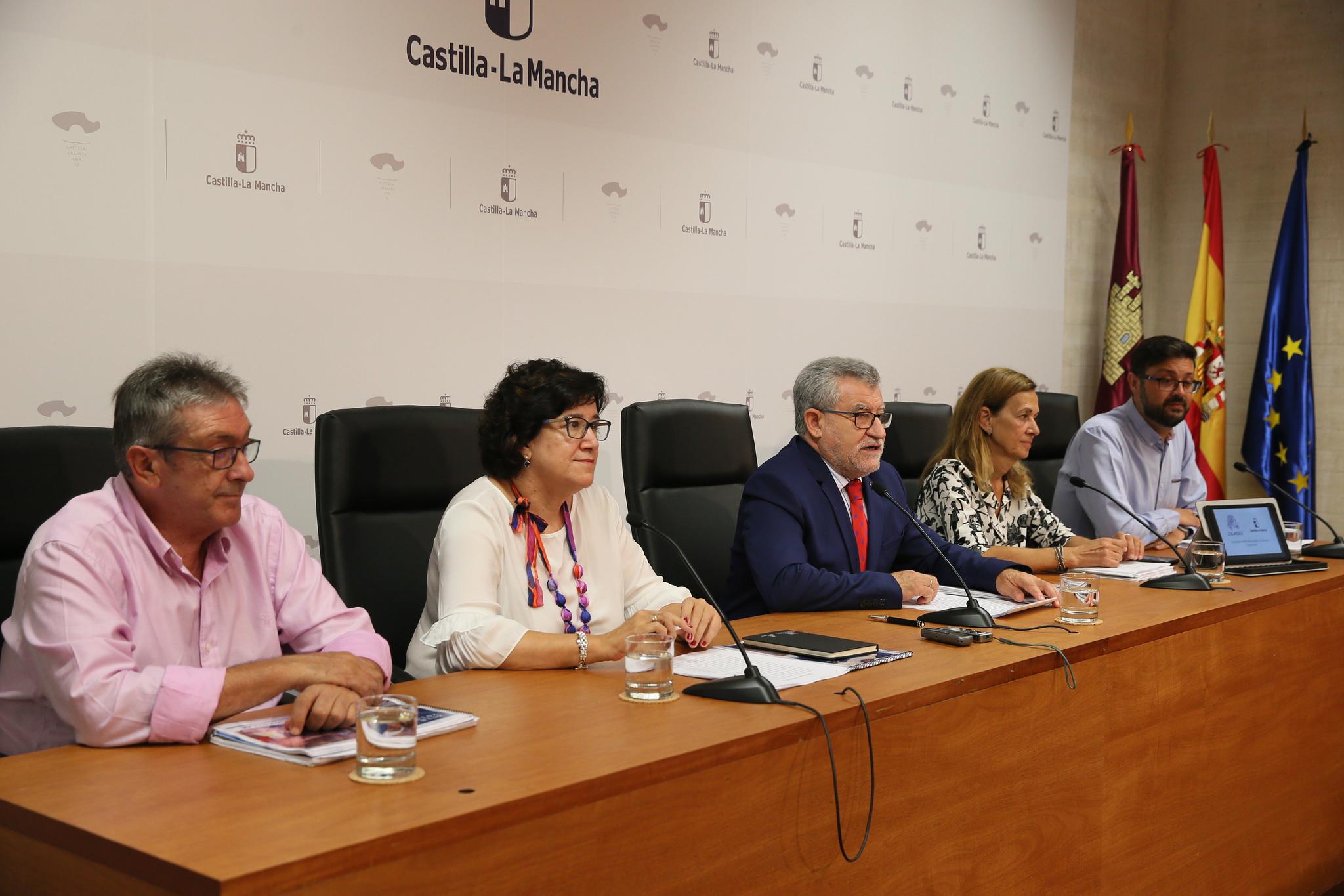 Datos y novedades del nuevo curso escolar en Castilla-La Mancha