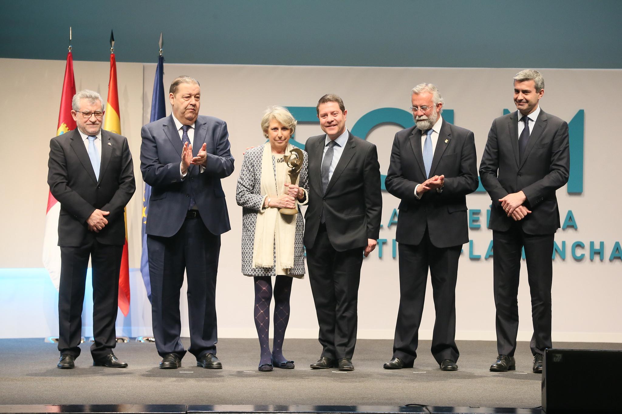 """""""Gracias por el Premio recibido el Día de la Enseñanza 2017"""""""