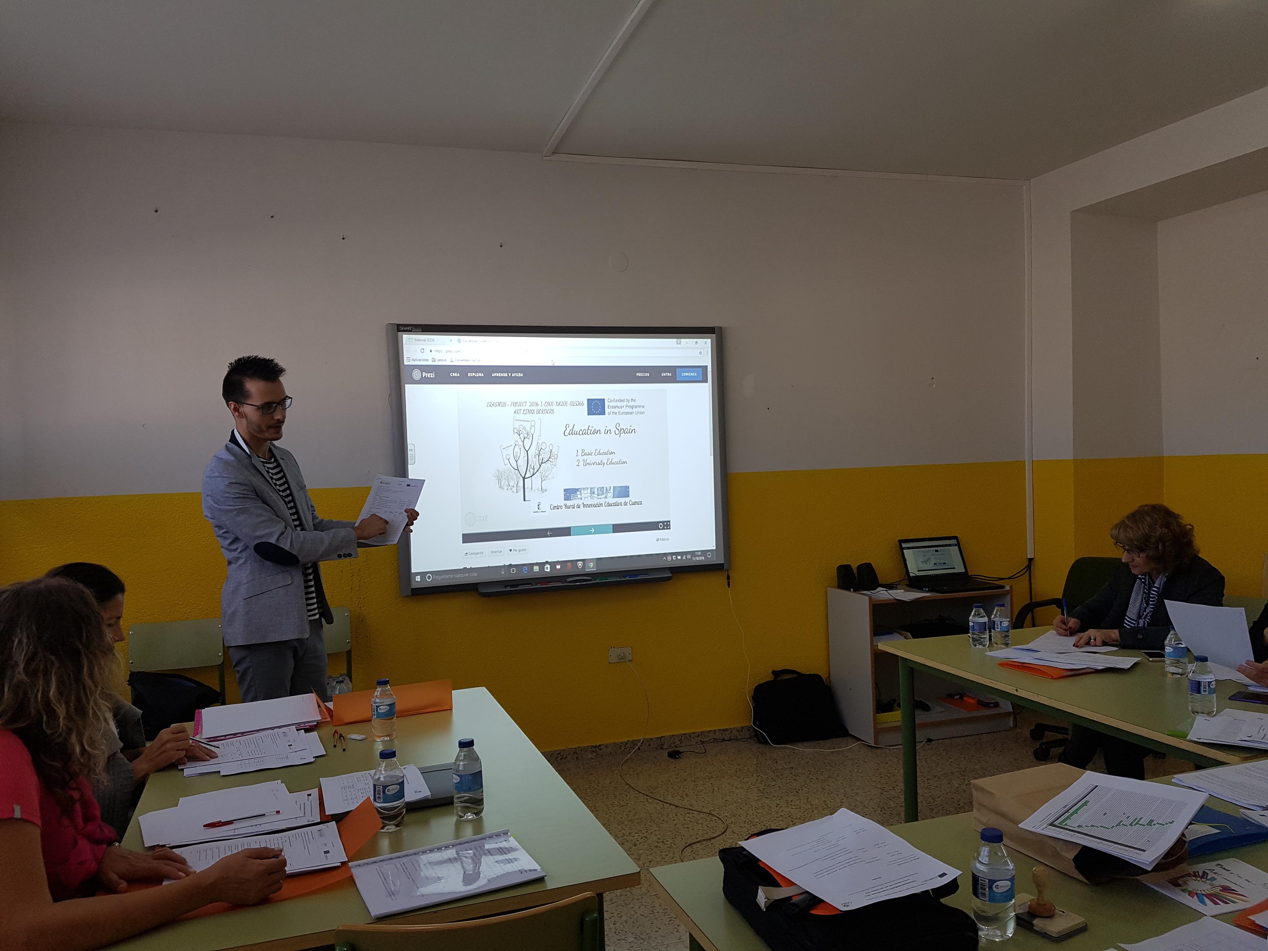 Innovación educativa y su aplicación en la enseñanza del Inglés en el CRIEC