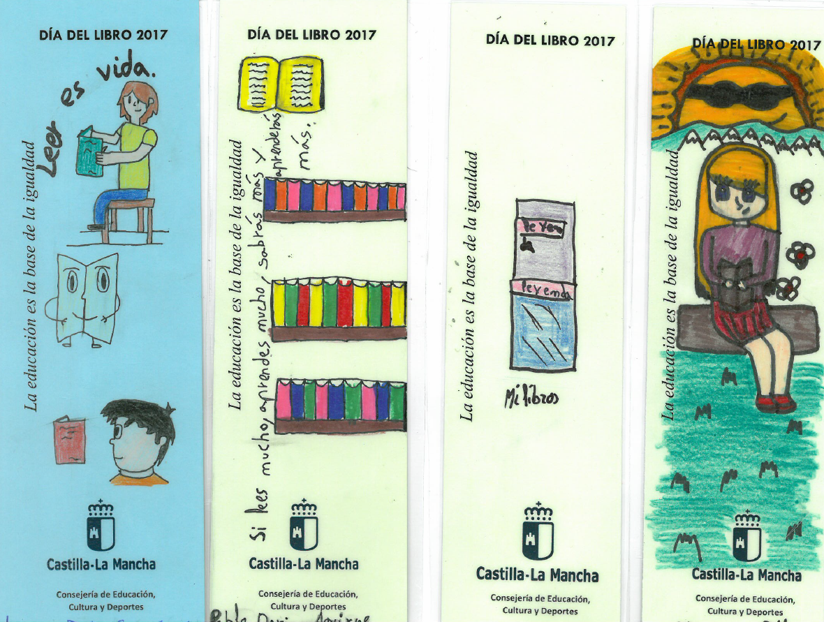 Taller de marcapáginas, una invitación a la lectura
