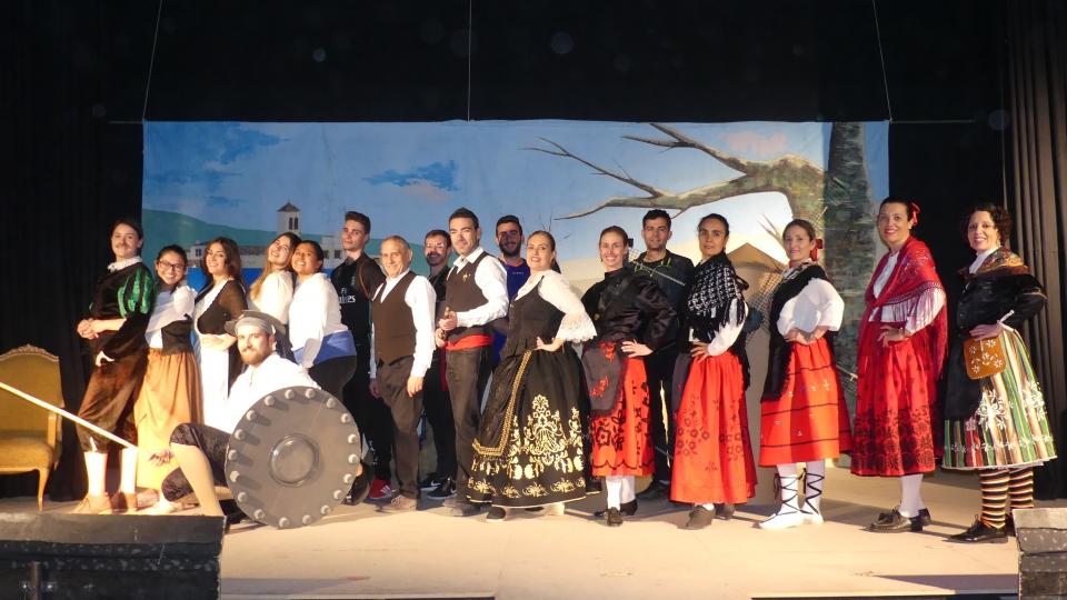 El CEIP Santa Ana clausura el Proyecto Erasmus+ Euroknitters con un broche de oro