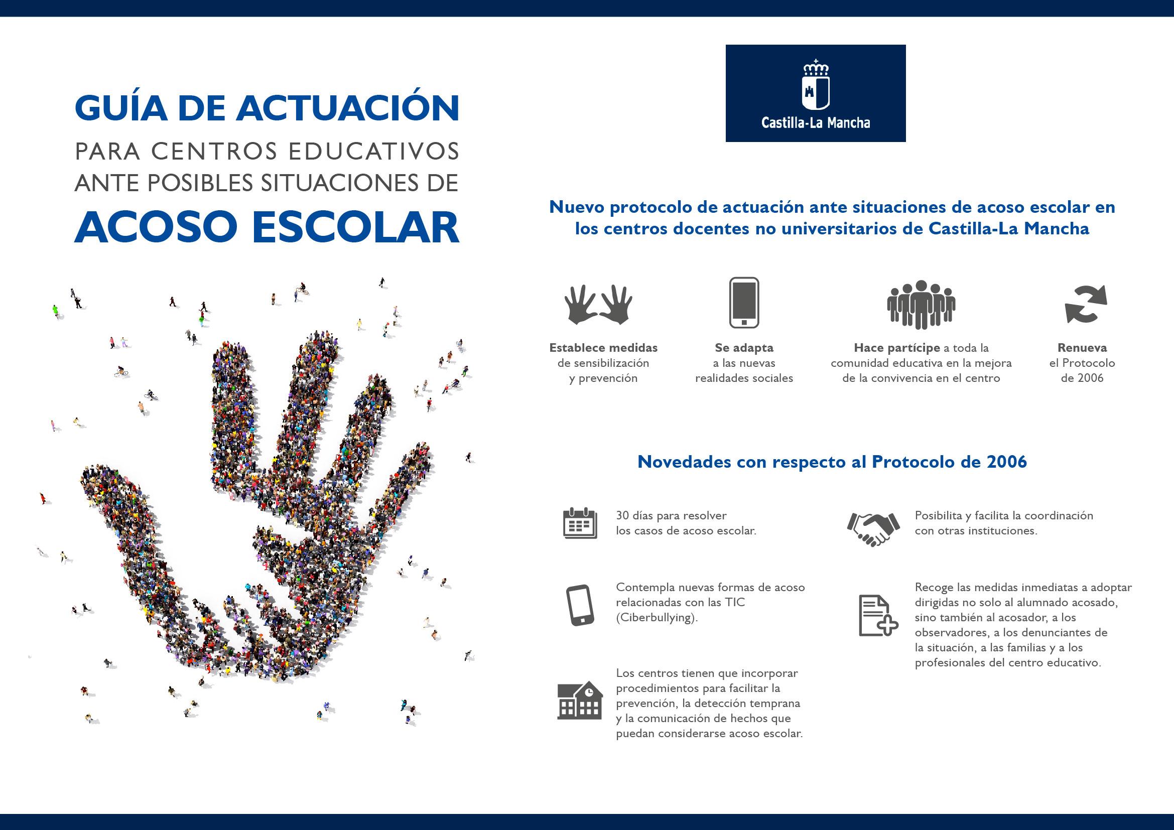 """Respuestas de un Protocolo de Acoso Escolar para una sociedad """"cautivada"""" por las redes sociales"""