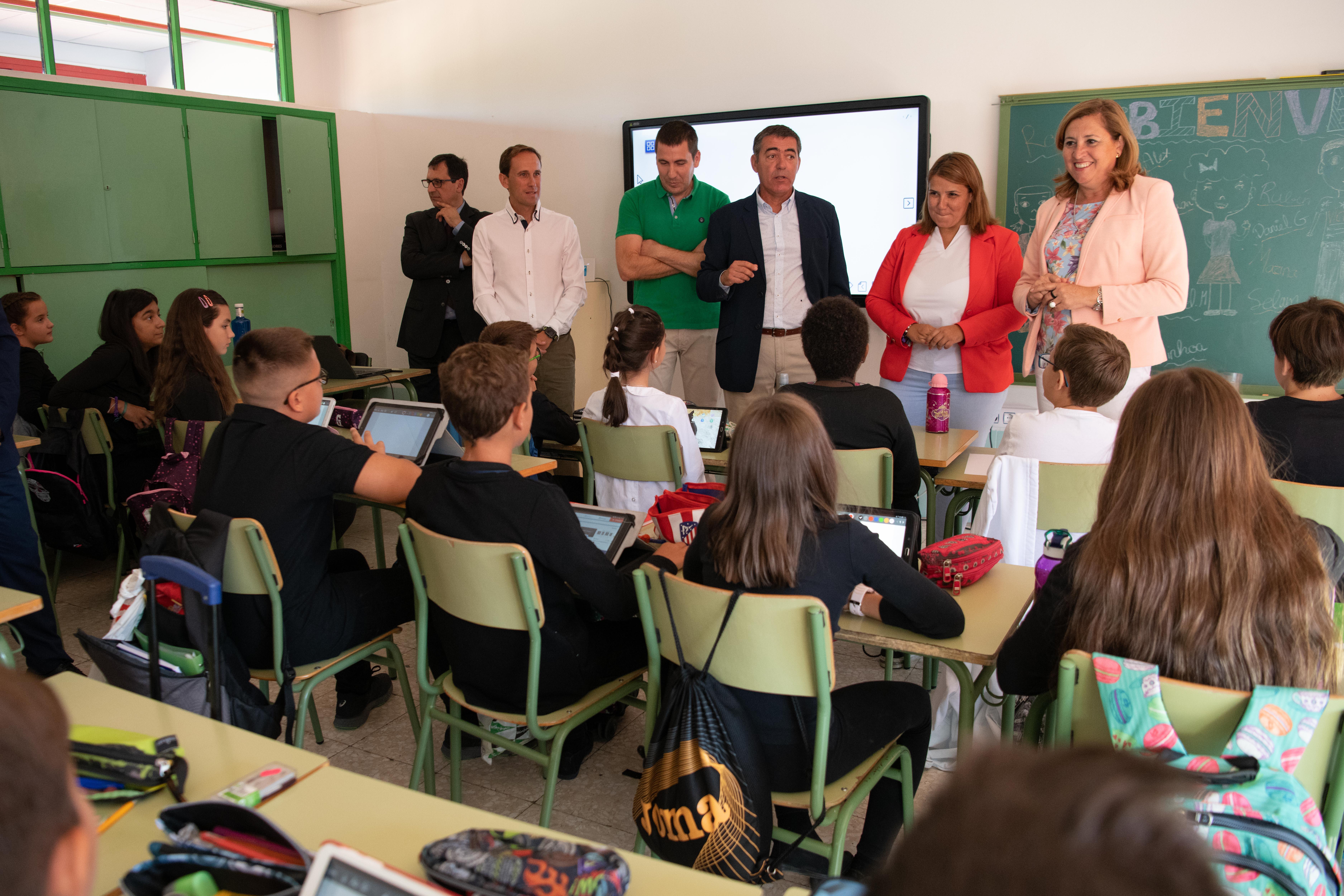 Carta abierta del diretor del CEIP San Ildefonso en el Inicio del Curso Escolar 2019-2020
