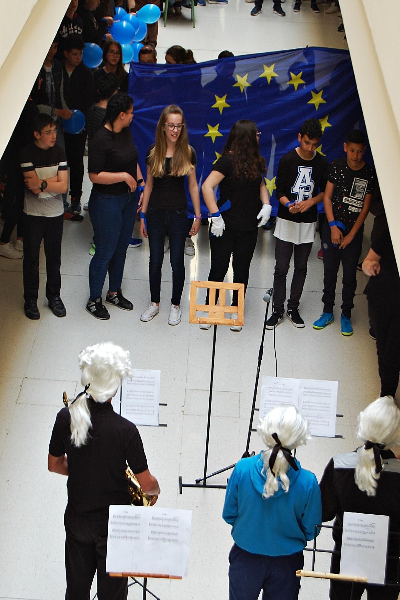 El IESO de El Provencio se convierte en Escuela Embajadora del Parlamento Europeo