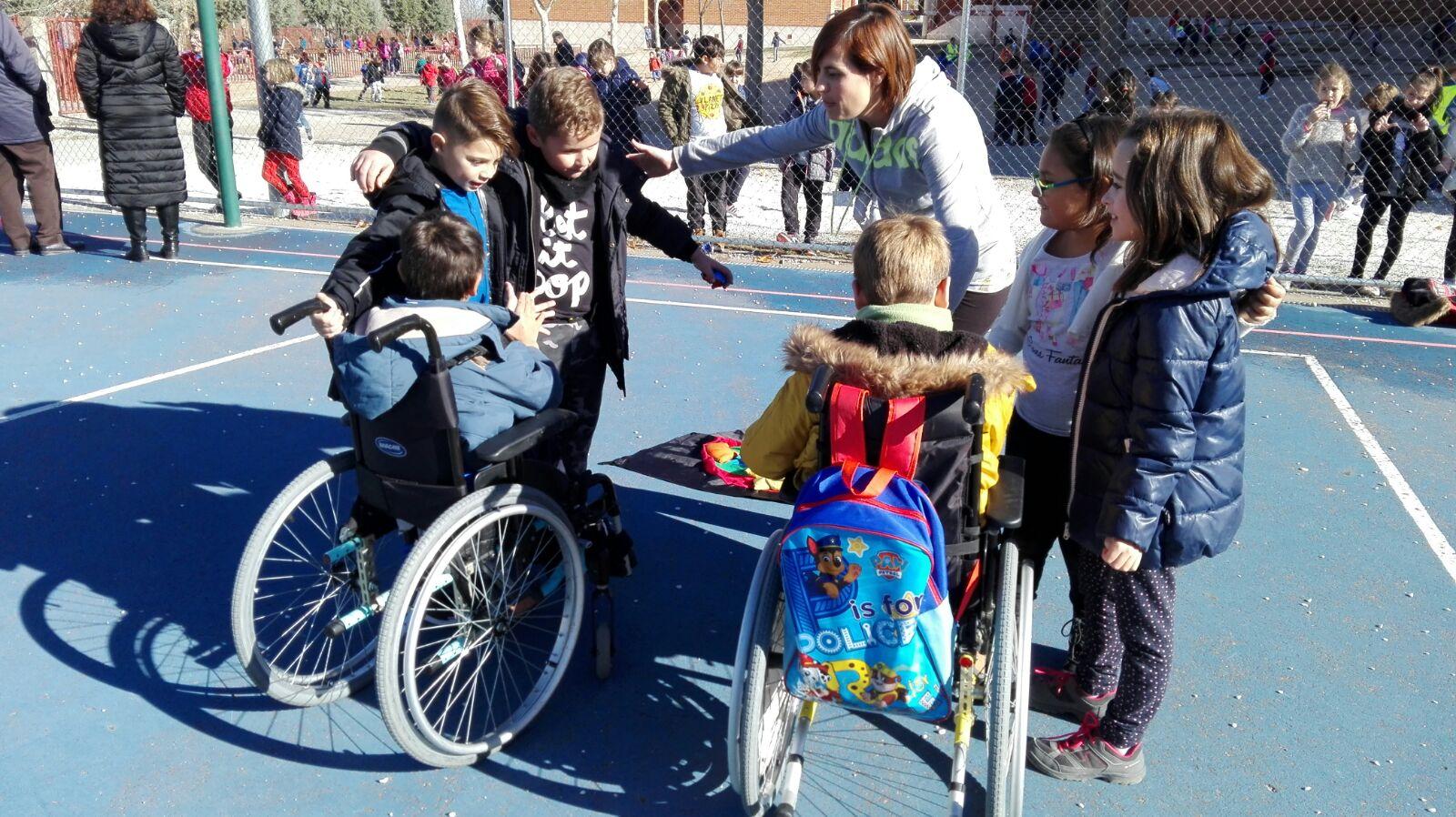 Los Recreos Inclusivos desde la perspectiva de un Centro de Educación Especial