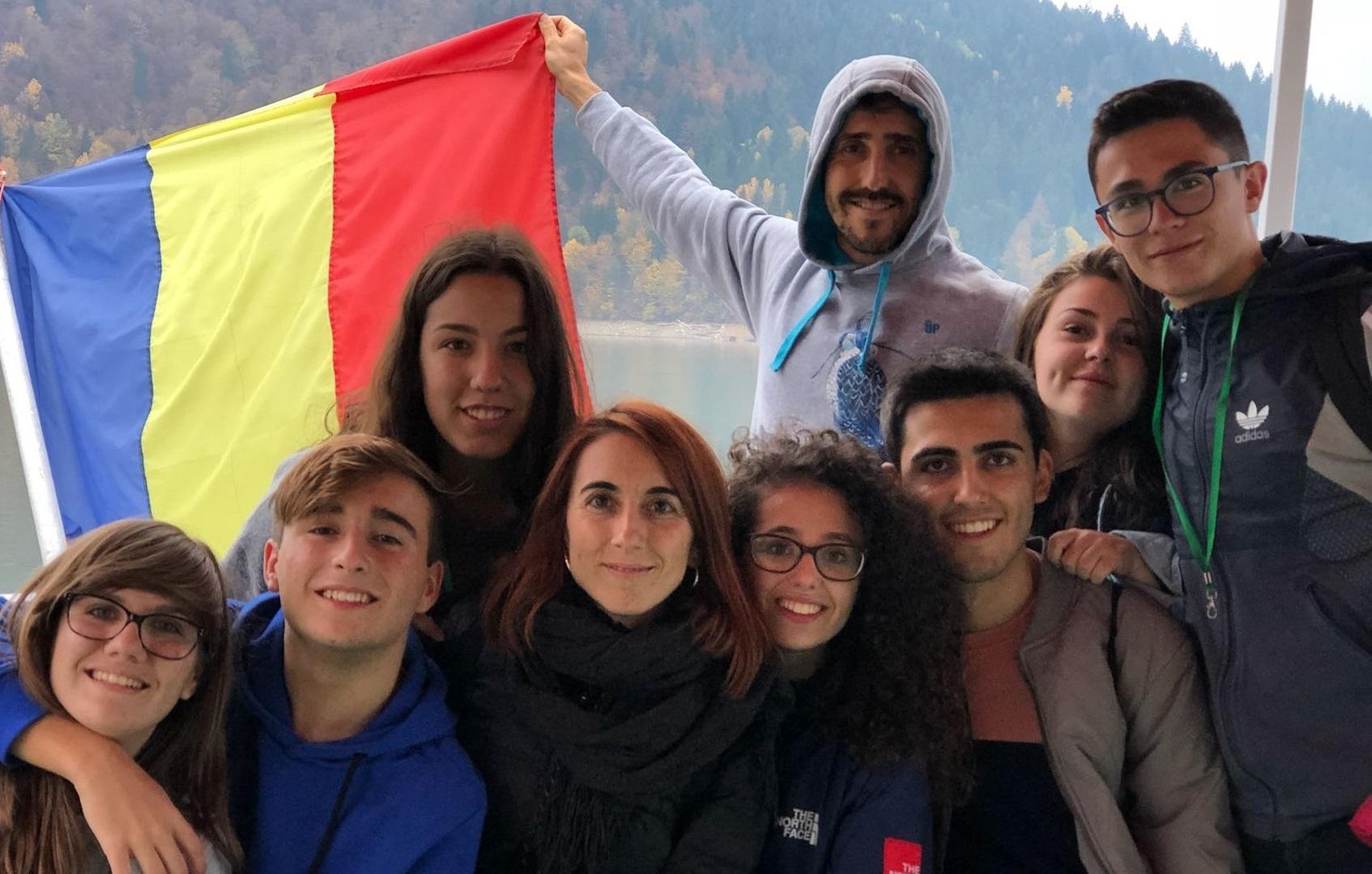 """Erasmus + del Clara: """"El pan nuestro de cada día"""""""