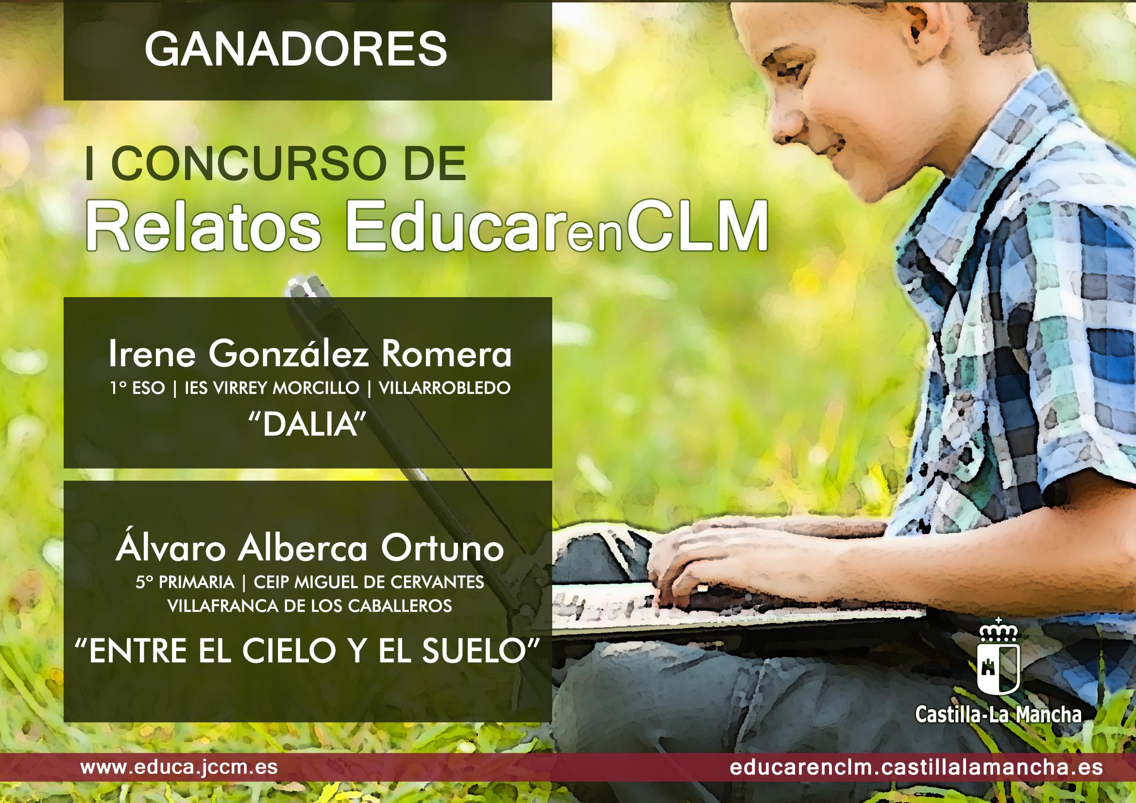 Relatos ganadores del I Concurso de Relatos de EducarenCLM
