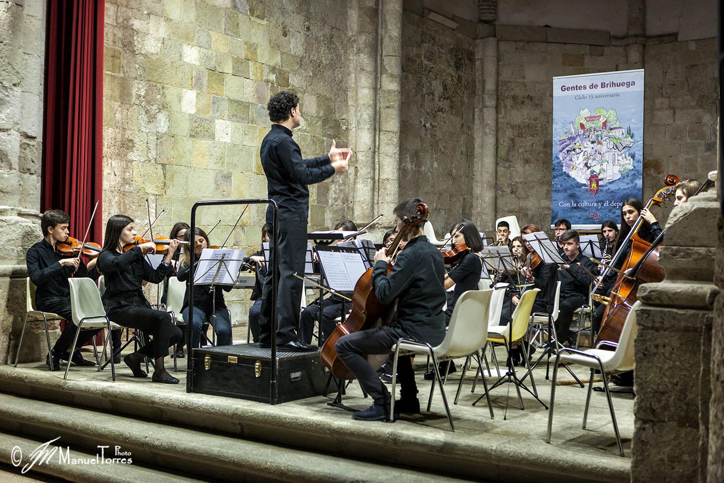 Música clásica en el entorno rural