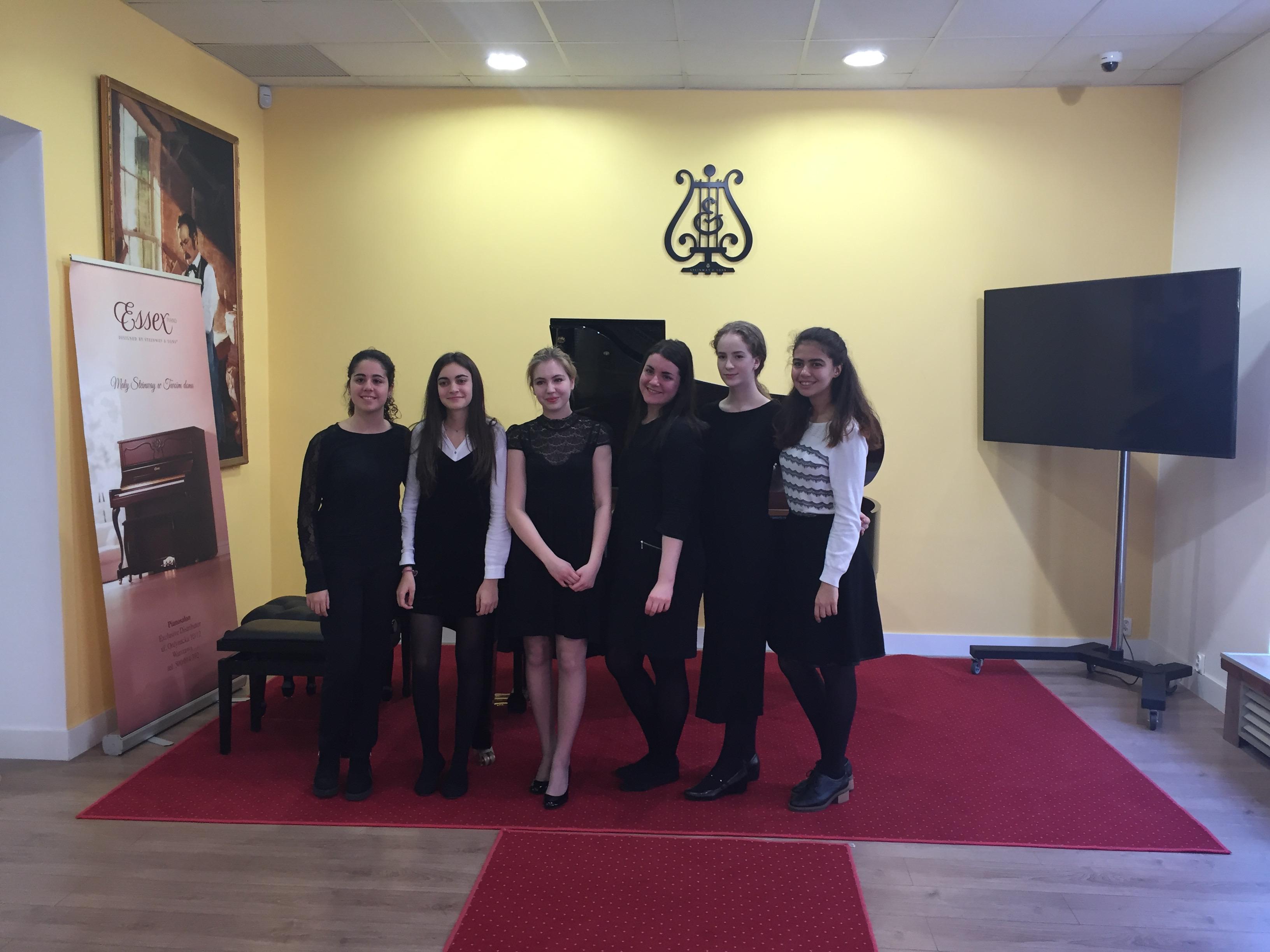 Experiencias Job Shadowing en Funchal y Varsovia del CPM Jacinto Guerrero