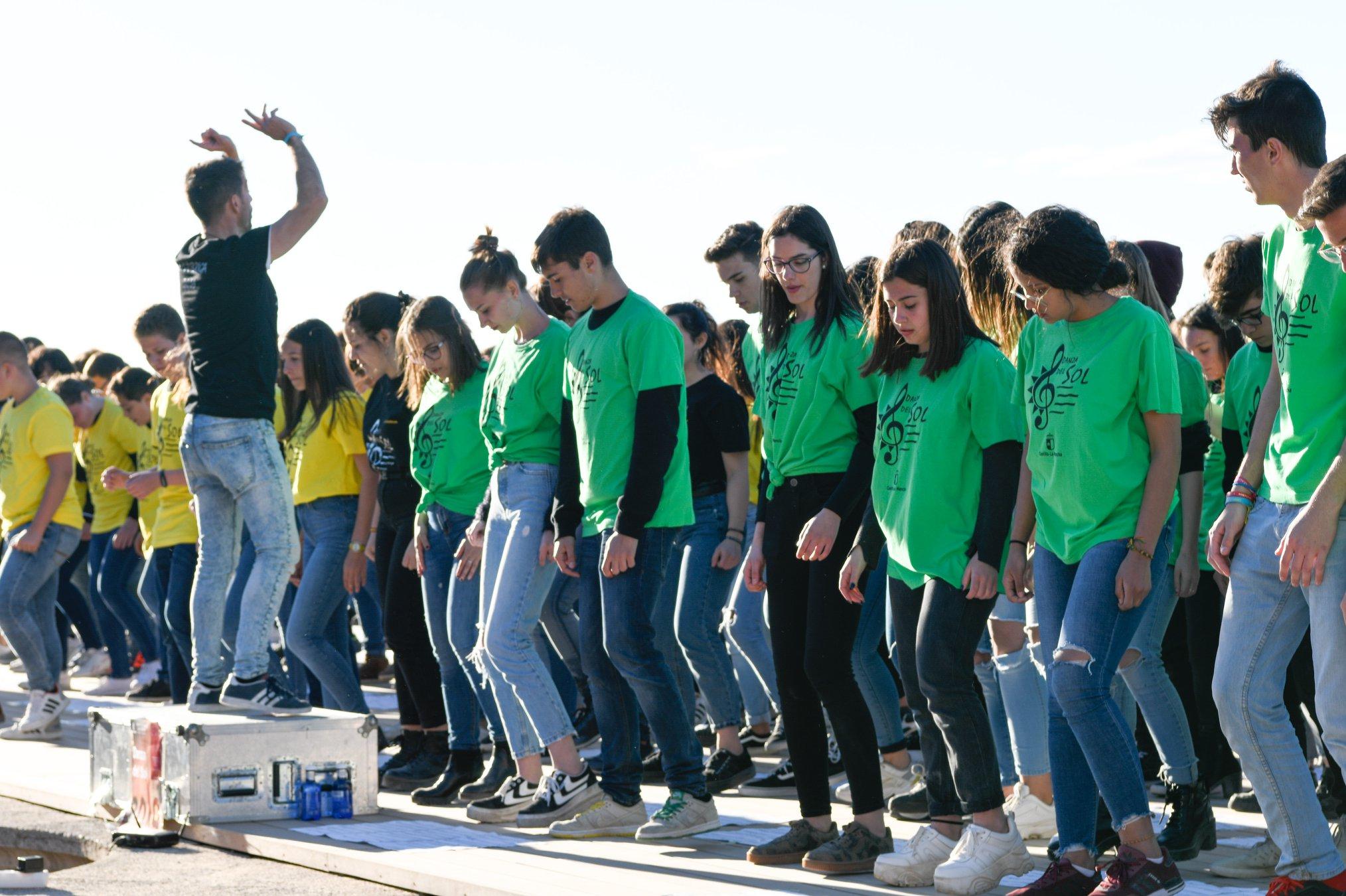 """""""Danza del Sol"""", la música, el arte y la cultura como eje vertebrador de la sociedad"""
