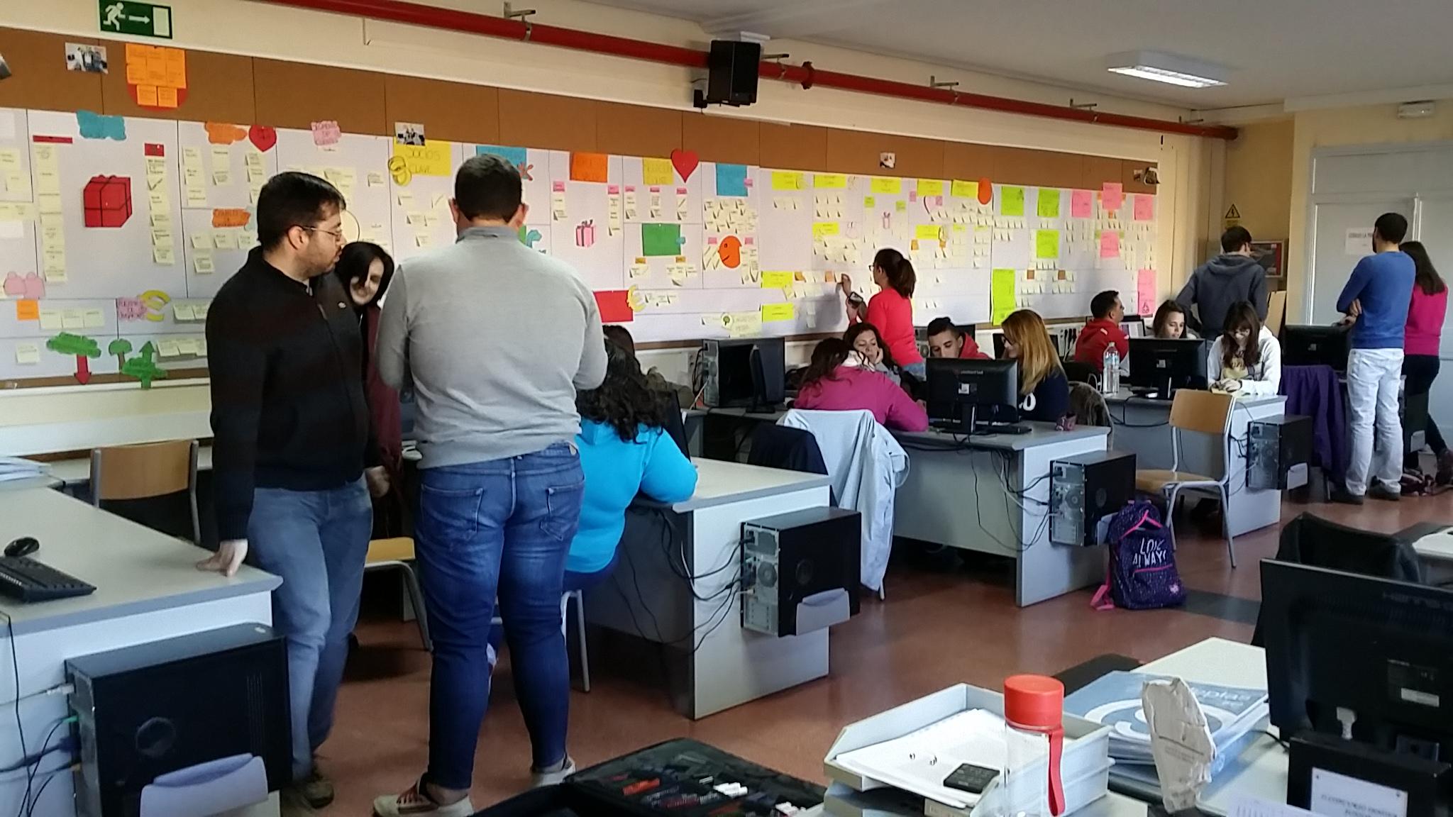 La Formación Profesional como respuesta al paro juvenil. Reflexiones de un docente.