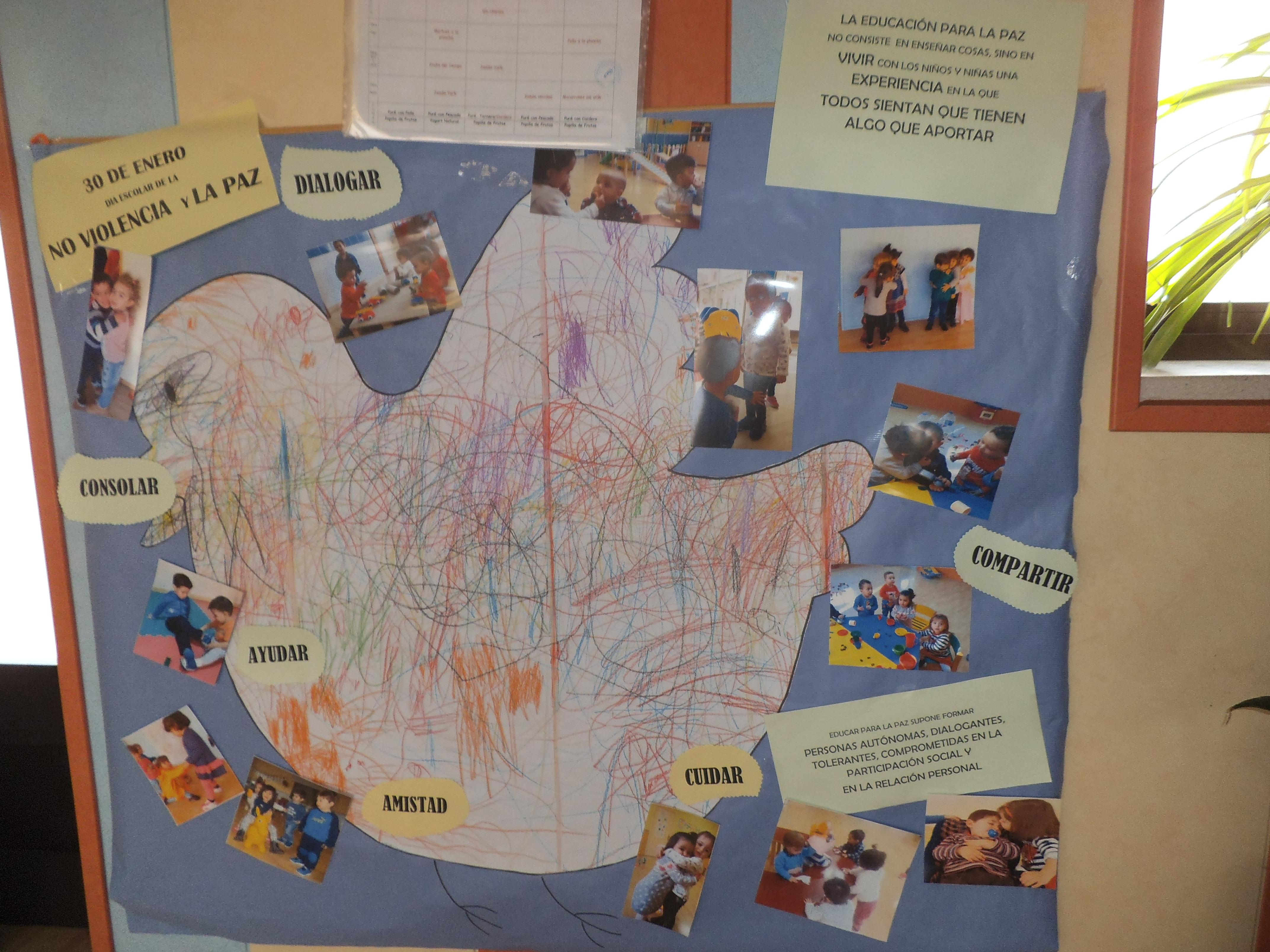 Escuelas Infantiles: Promotoras de experiencias positivas de vida