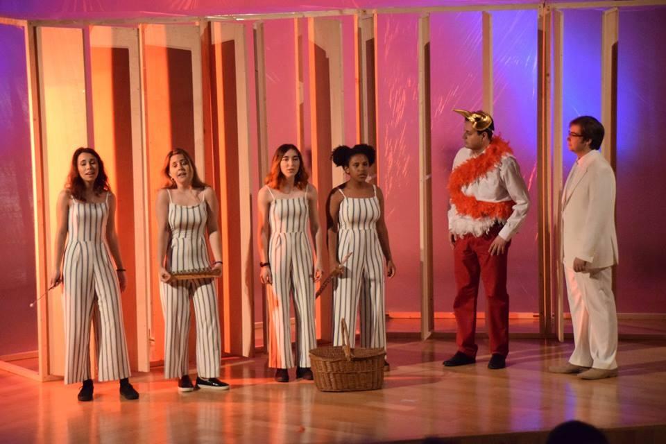 Un proyecto educativo conjunto pone en escena La Flauta Mágica de Mozart