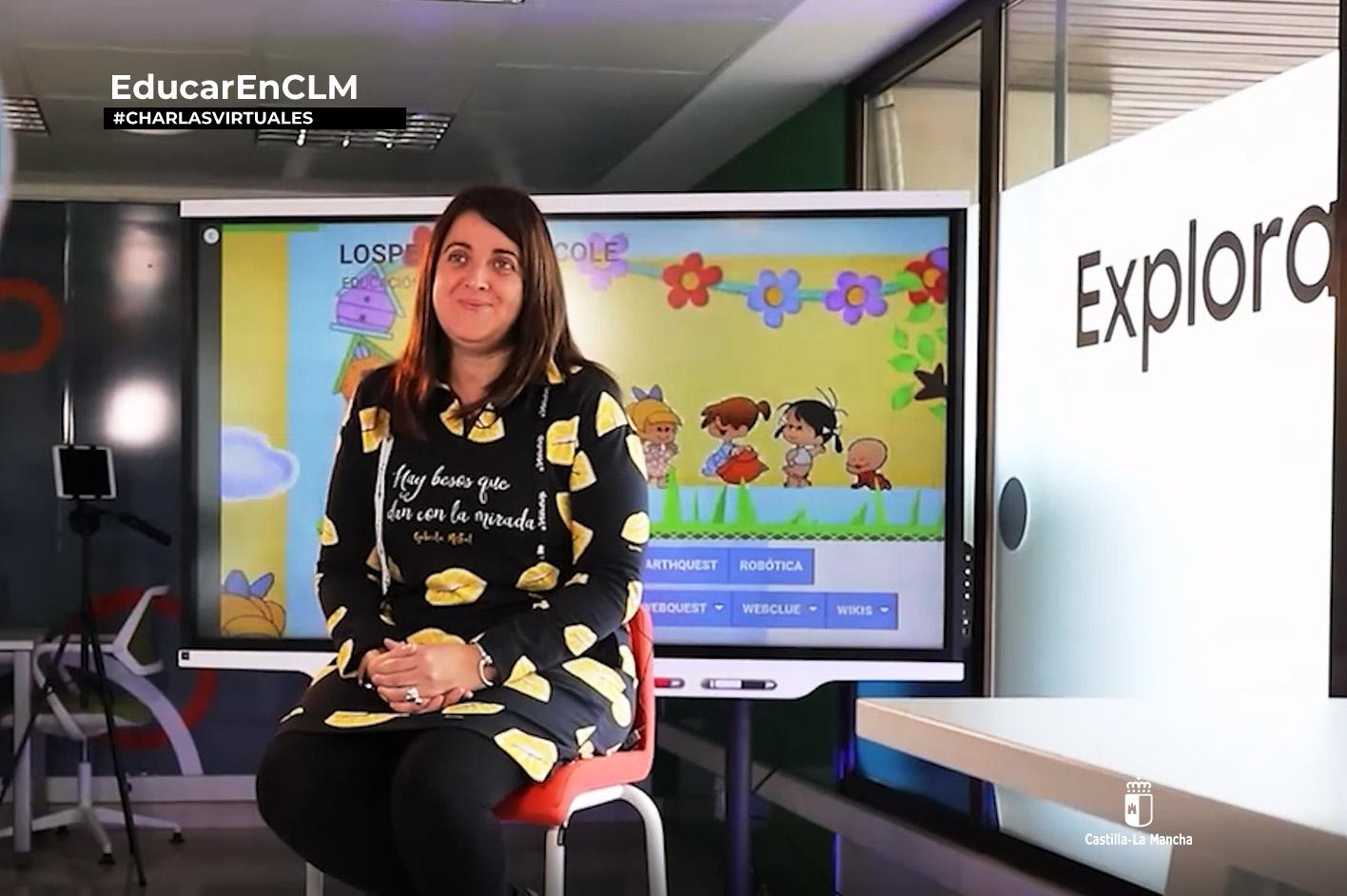 Pensamiento computacional y programación: un nuevo lenguaje para Educación Infantil, con Cati Navarro