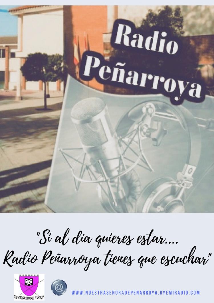 Radio escolar. Radio Peñarroya