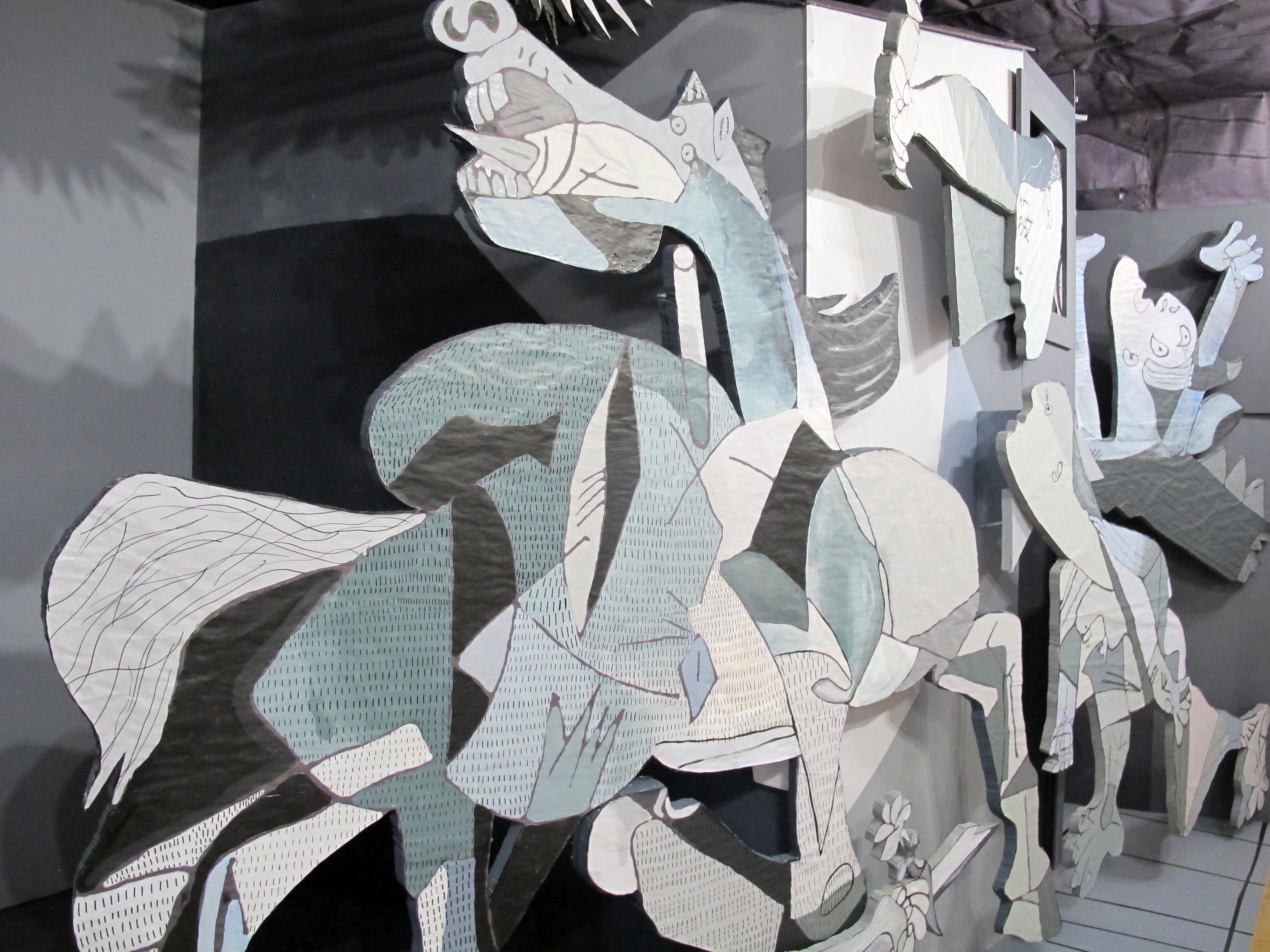 París 1937. 80 años del Guernica