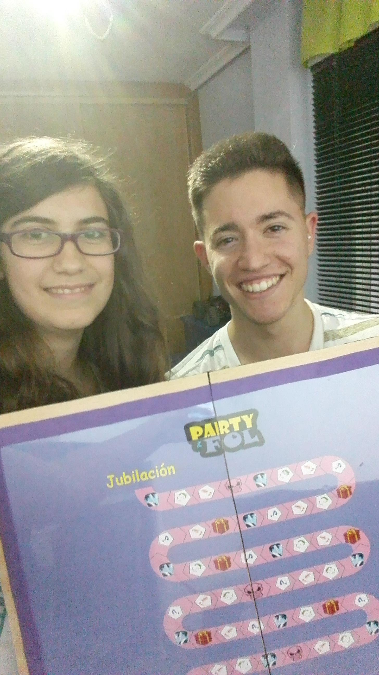 PARTYANDFOL: Una experiencia de gamificación en FOL