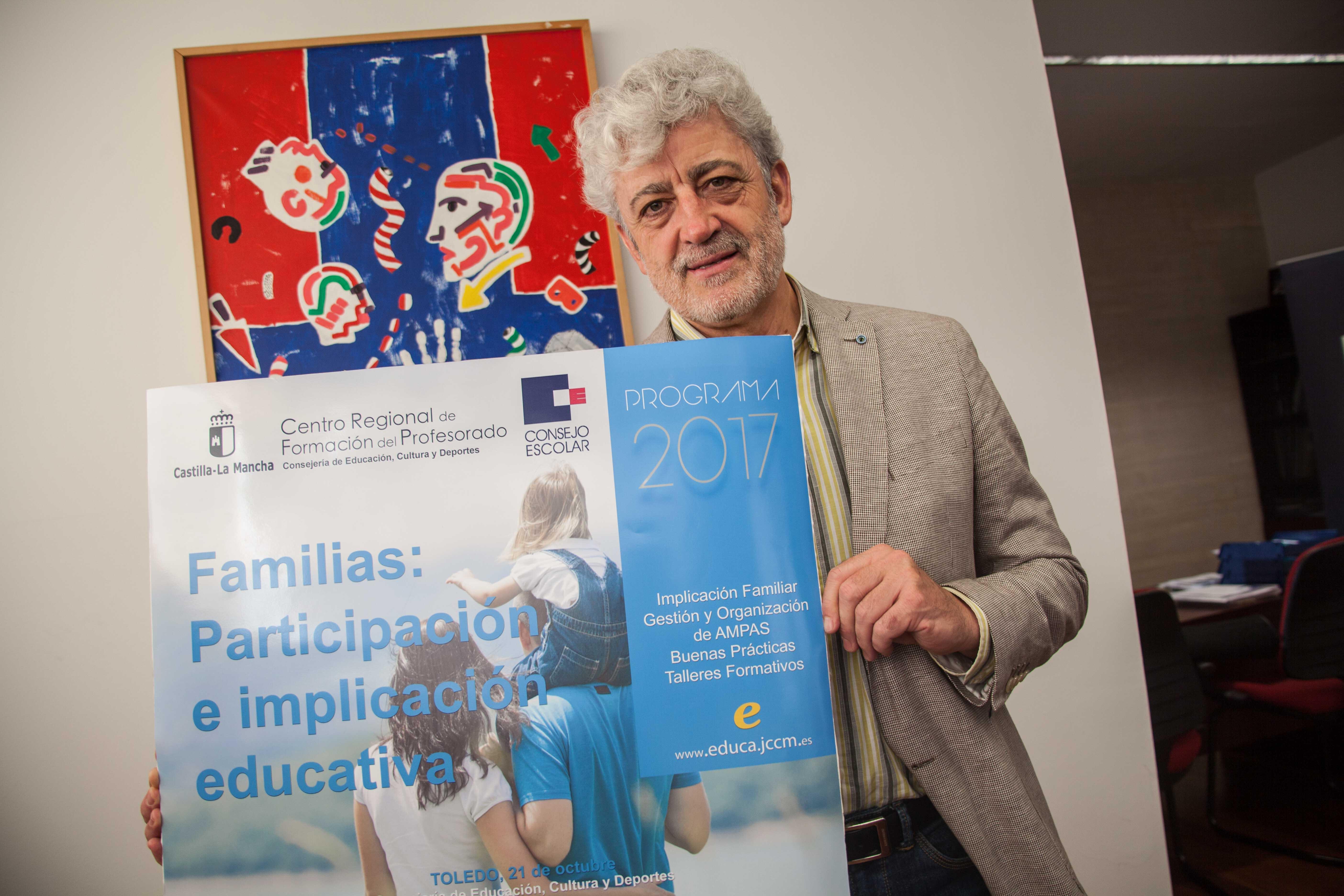 """""""Aspiramos a un gran Pacto Social y Político por la Educación regional como paso previo a otro nacional"""""""