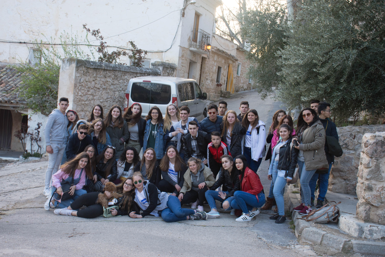 El Erasmus + del IES Cañada de la Encina afronta su recta final
