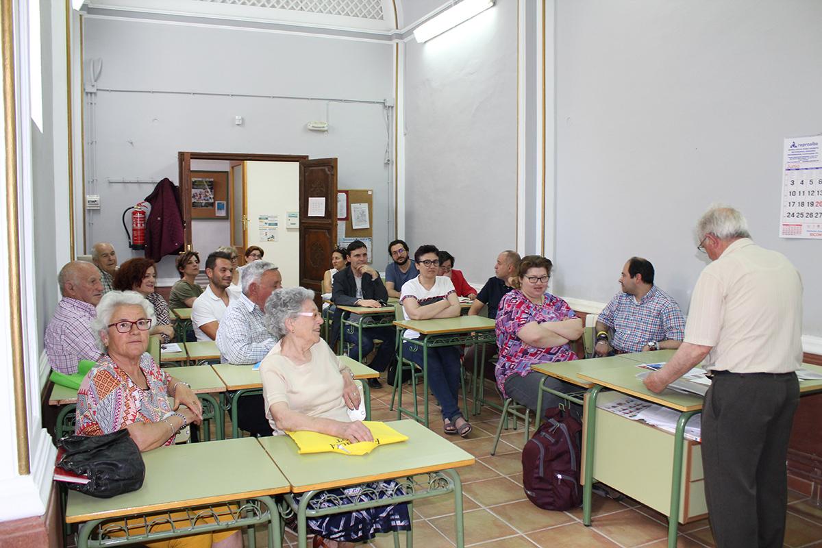 Experiencia Educativa en Educación de Personas Adultas en La Manchuela, Albacete