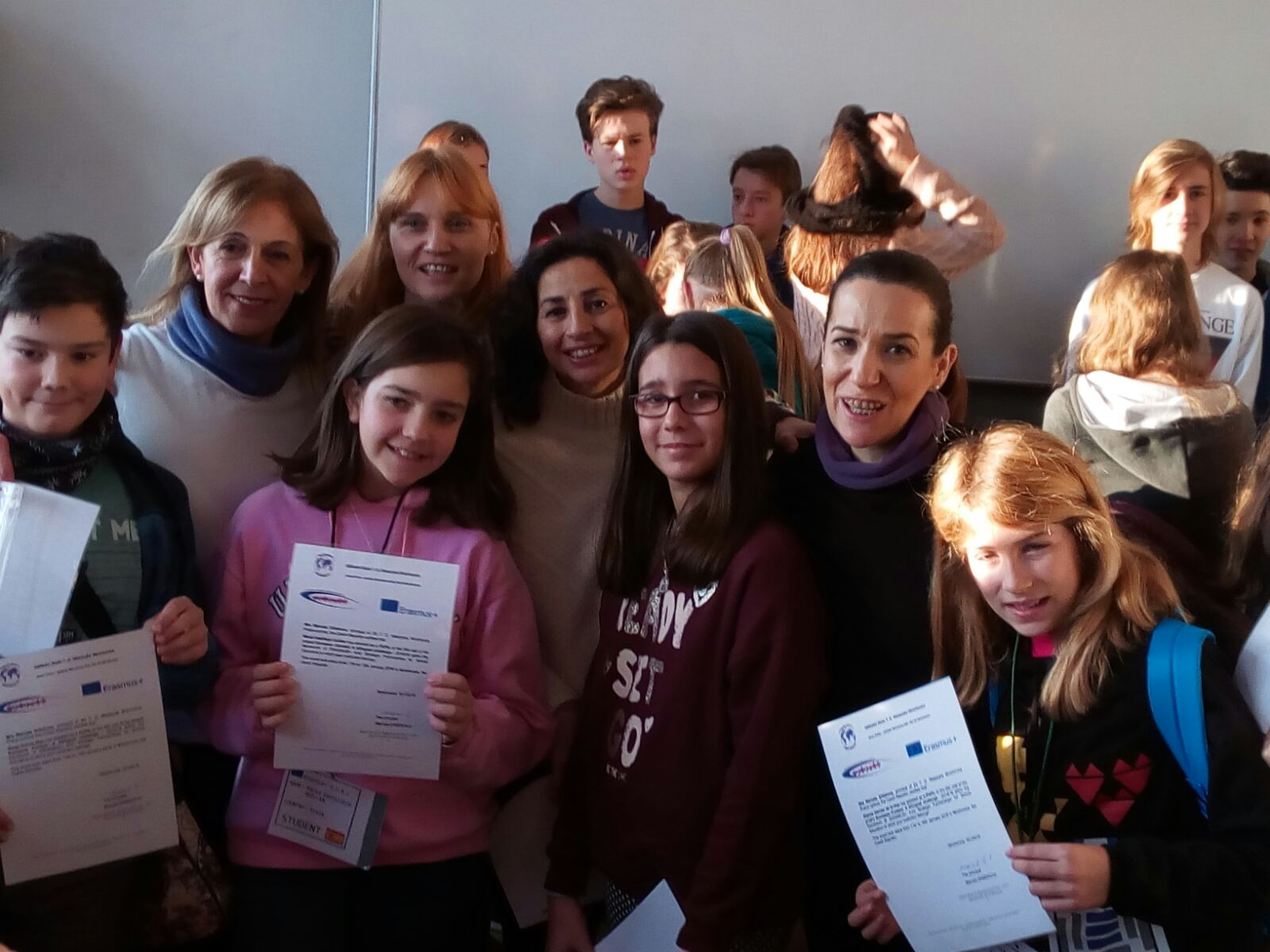 European Contest: A bilingual Challenge 2014–2016
