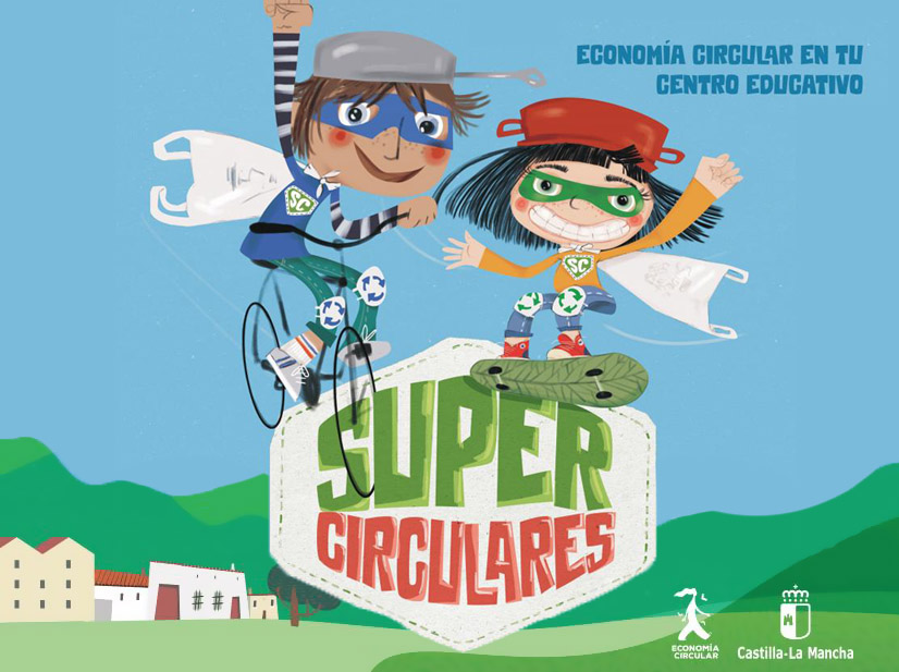 Supercirculares: Economía circular en Centros Educativos
