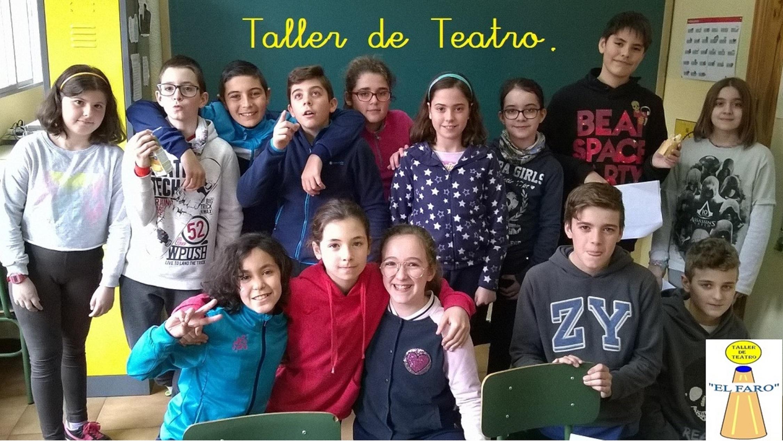 """Taller de Teatro """"El Faro"""""""
